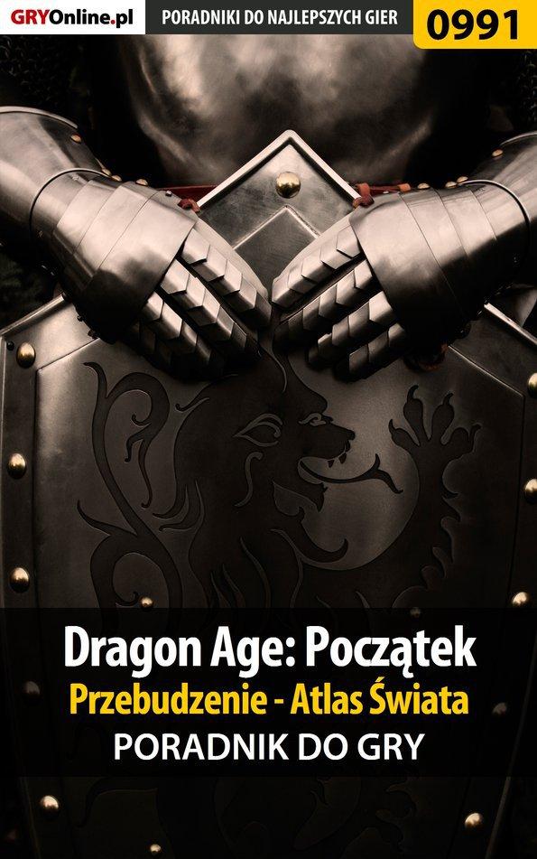 Dragon Age: Początek - Przebudzenie - Atlas Świata - Ebook (Książka PDF) do pobrania w formacie PDF