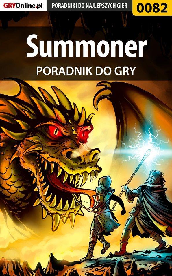 Summoner - poradnik do gry - Ebook (Książka PDF) do pobrania w formacie PDF