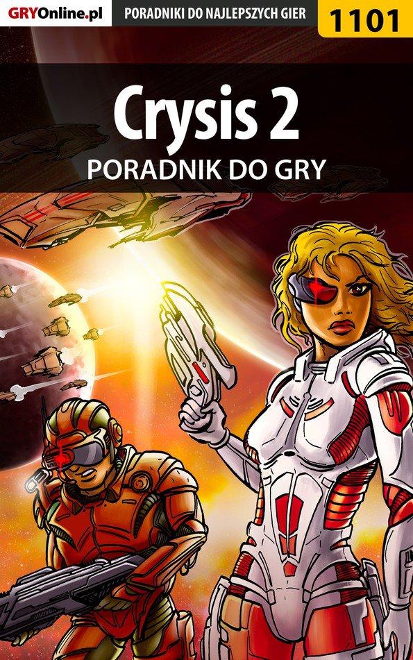 Crysis 2 - poradnik do gry - Ebook (Książka PDF) do pobrania w formacie PDF