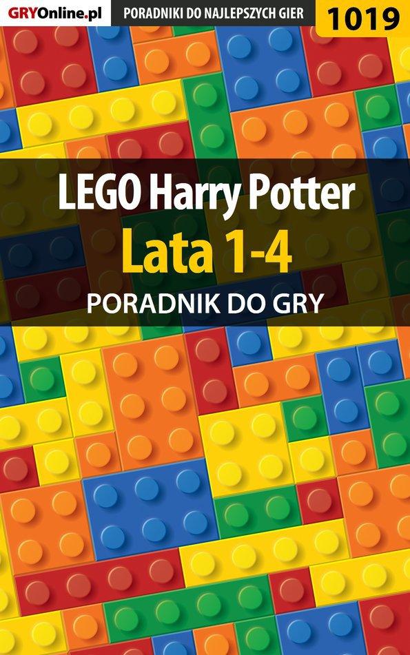LEGO Harry Potter Lata 1-4 - poradnik do gry - Ebook (Książka PDF) do pobrania w formacie PDF