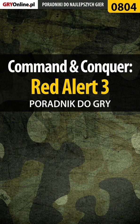 Command  Conquer: Red Alert 3 - poradnik do gry - Ebook (Książka PDF) do pobrania w formacie PDF