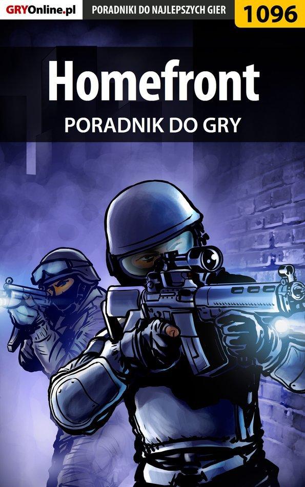 Homefront - poradnik do gry - Ebook (Książka PDF) do pobrania w formacie PDF