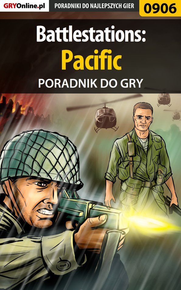 Battlestations: Pacific - poradnik do gry - Ebook (Książka PDF) do pobrania w formacie PDF