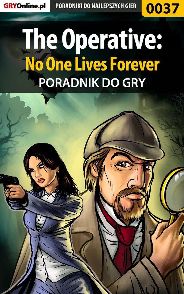 The Operative: No One Lives Forever - poradnik do gry - Ebook (Książka PDF) do pobrania w formacie PDF