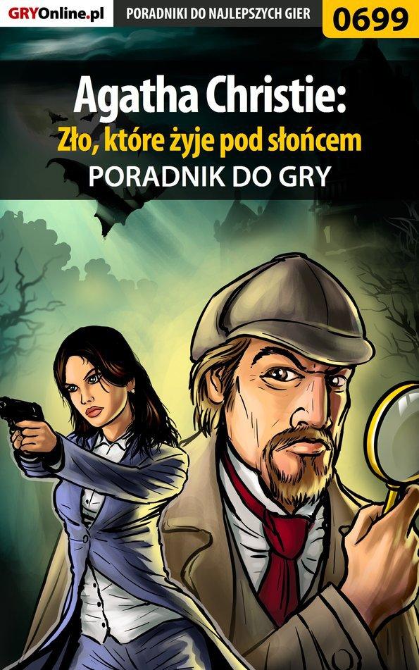Agatha Christie: Zło, które żyje pod słońcem - poradnik do gry - Ebook (Książka PDF) do pobrania w formacie PDF
