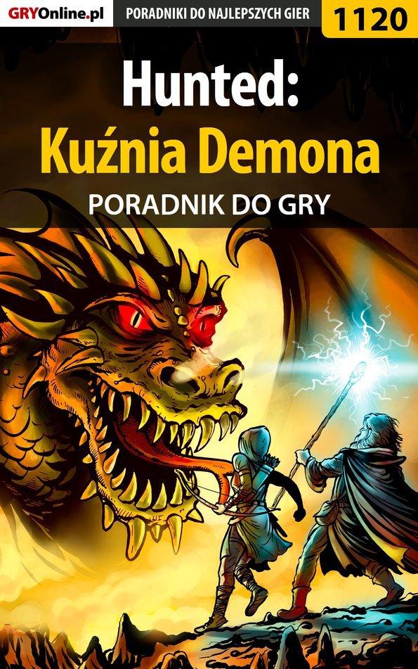 Hunted: Kuźnia Demona - poradnik do gry - Ebook (Książka PDF) do pobrania w formacie PDF