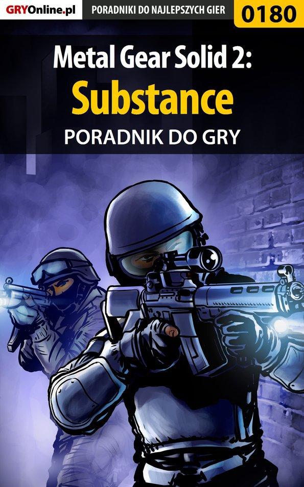 Metal Gear Solid 2: Substance - poradnik do gry - Ebook (Książka PDF) do pobrania w formacie PDF
