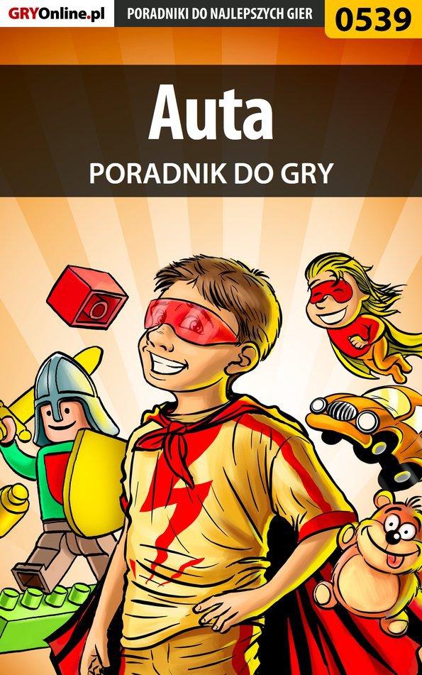 Auta - poradnik do gry - Ebook (Książka PDF) do pobrania w formacie PDF