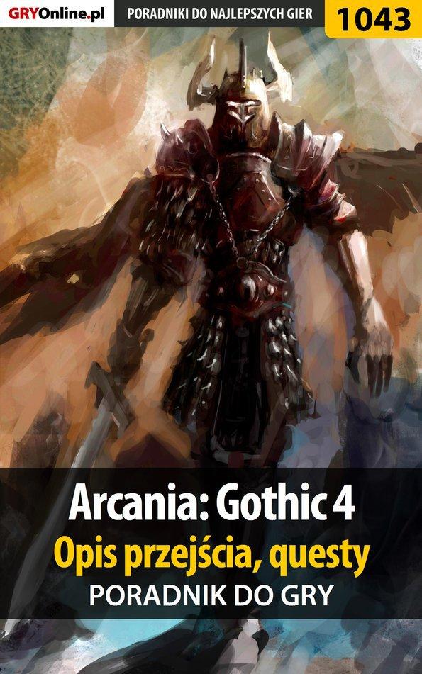 Arcania: Gothic 4 - poradnik, opis przejścia, questy - Ebook (Książka PDF) do pobrania w formacie PDF
