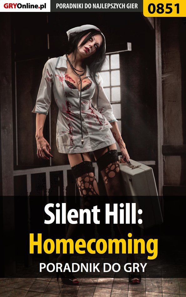 Silent Hill: Homecoming - poradnik do gry - Ebook (Książka PDF) do pobrania w formacie PDF