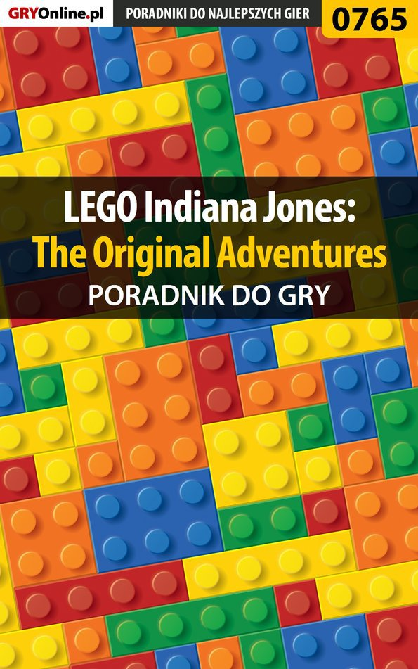 LEGO Indiana Jones: The Original Adventures - poradnik do gry - Ebook (Książka PDF) do pobrania w formacie PDF