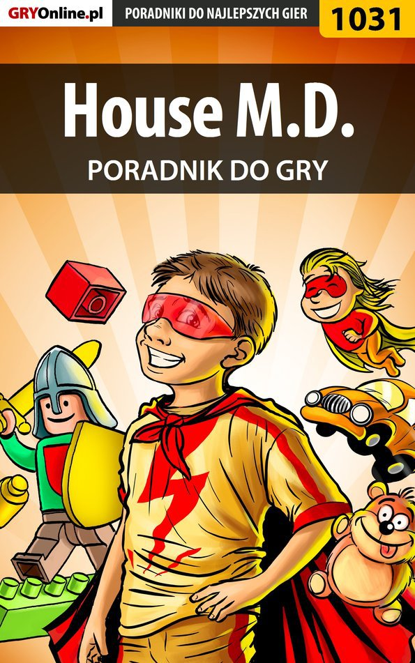 House M.D. - poradnik do gry - Ebook (Książka PDF) do pobrania w formacie PDF