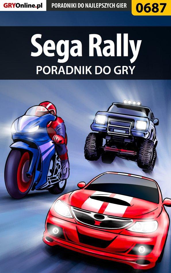 Sega Rally - poradnik do gry - Ebook (Książka PDF) do pobrania w formacie PDF