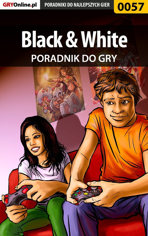 Black  White - poradnik do gry - Ebook (Książka PDF) do pobrania w formacie PDF
