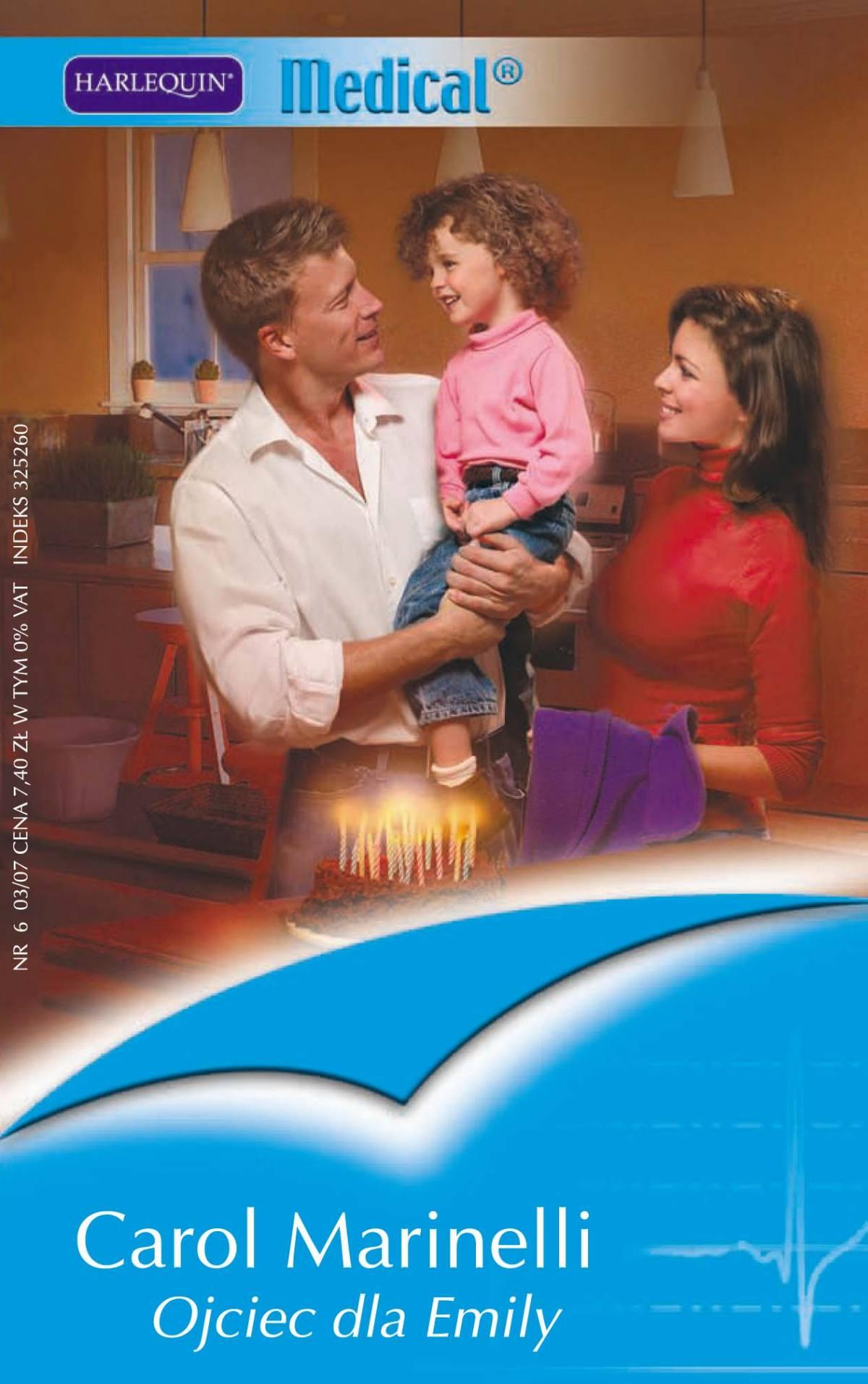 Ojciec dla Emily - Ebook (Książka PDF) do pobrania w formacie PDF