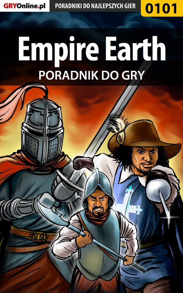 Empire Earth - poradnik do gry - Ebook (Książka PDF) do pobrania w formacie PDF