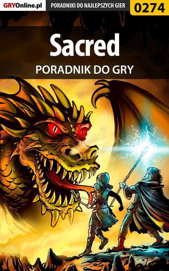 Sacred - poradnik do gry - Ebook (Książka PDF) do pobrania w formacie PDF