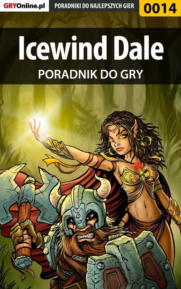 Icewind Dale - poradnik do gry - Ebook (Książka PDF) do pobrania w formacie PDF