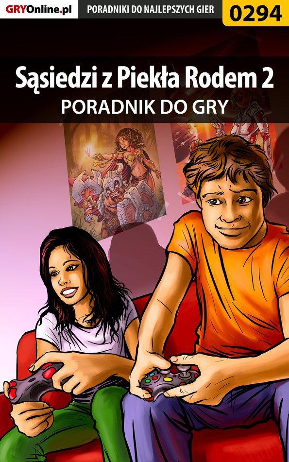 Sąsiedzi z Piekła Rodem 2 - poradnik do gry - Ebook (Książka PDF) do pobrania w formacie PDF
