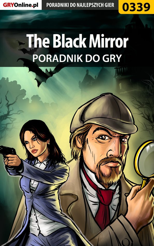 The Black Mirror - poradnik do gry - Ebook (Książka PDF) do pobrania w formacie PDF