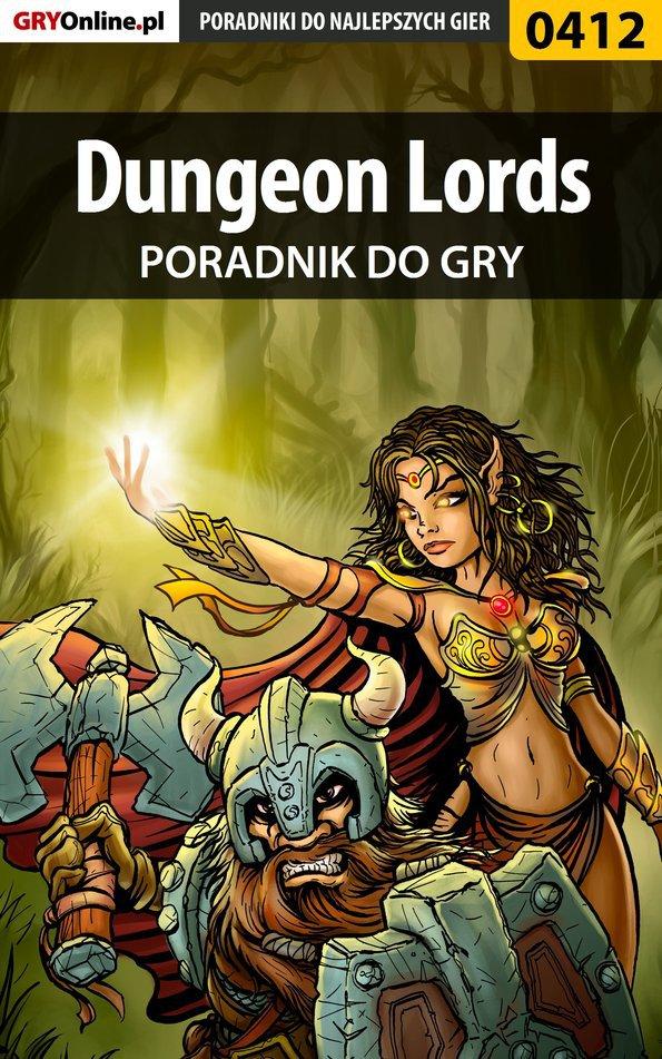 Dungeon Lords - poradnik do gry - Ebook (Książka PDF) do pobrania w formacie PDF