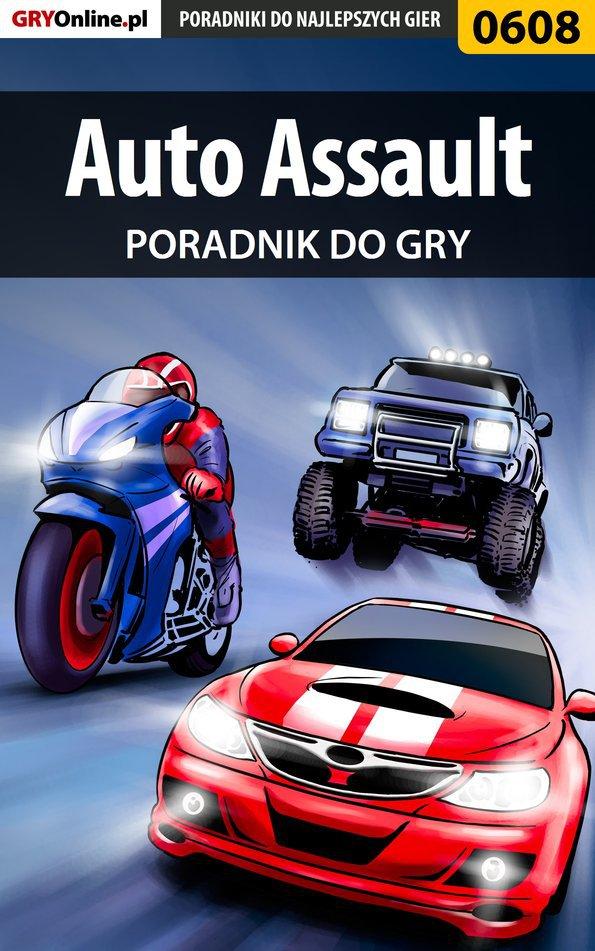 Auto Assault - poradnik do gry - Ebook (Książka PDF) do pobrania w formacie PDF