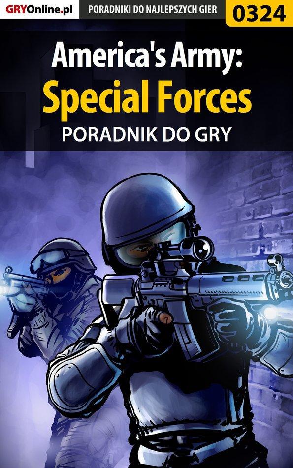 America's Army: Special Forces - poradnik do gry - Ebook (Książka PDF) do pobrania w formacie PDF