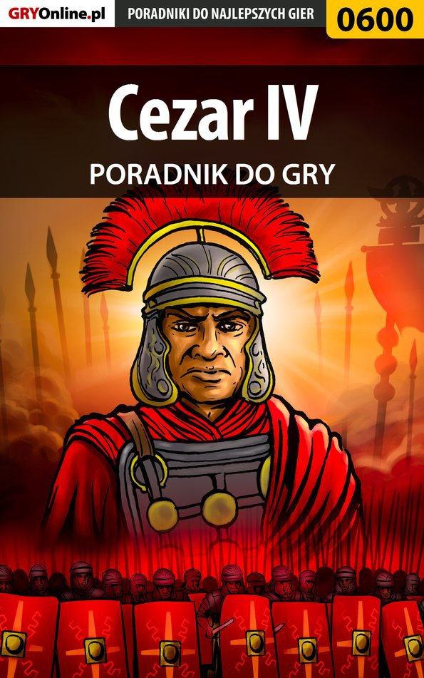 Cezar IV - poradnik do gry - Ebook (Książka PDF) do pobrania w formacie PDF