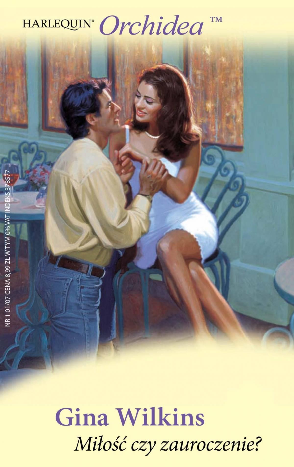 Miłość czy zauroczenie - Ebook (Książka PDF) do pobrania w formacie PDF