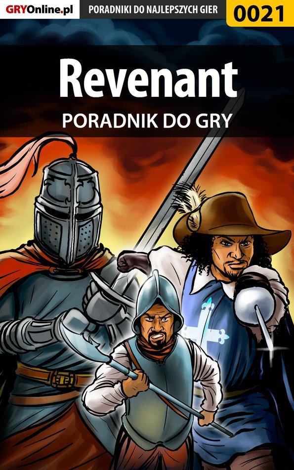 Revenant - poradnik do gry - Ebook (Książka PDF) do pobrania w formacie PDF