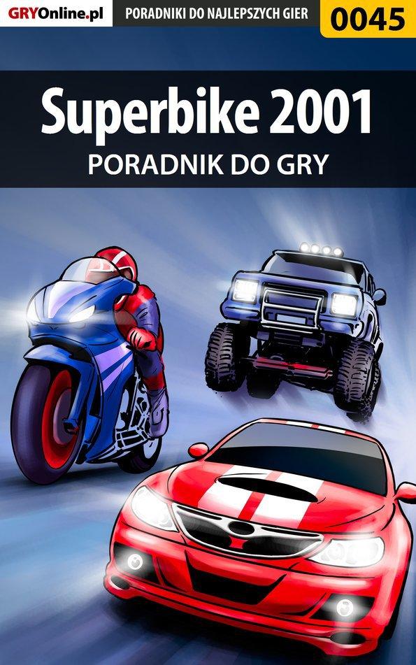 Superbike 2001 - poradnik do gry - Ebook (Książka PDF) do pobrania w formacie PDF