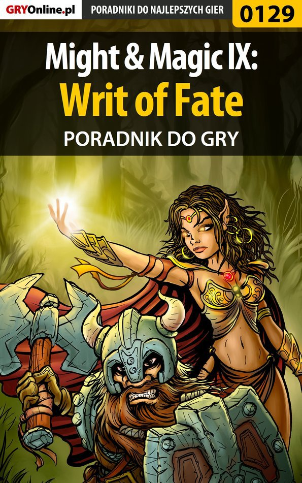 Might  Magic IX: Writ of Fate - poradnik do gry - Ebook (Książka PDF) do pobrania w formacie PDF