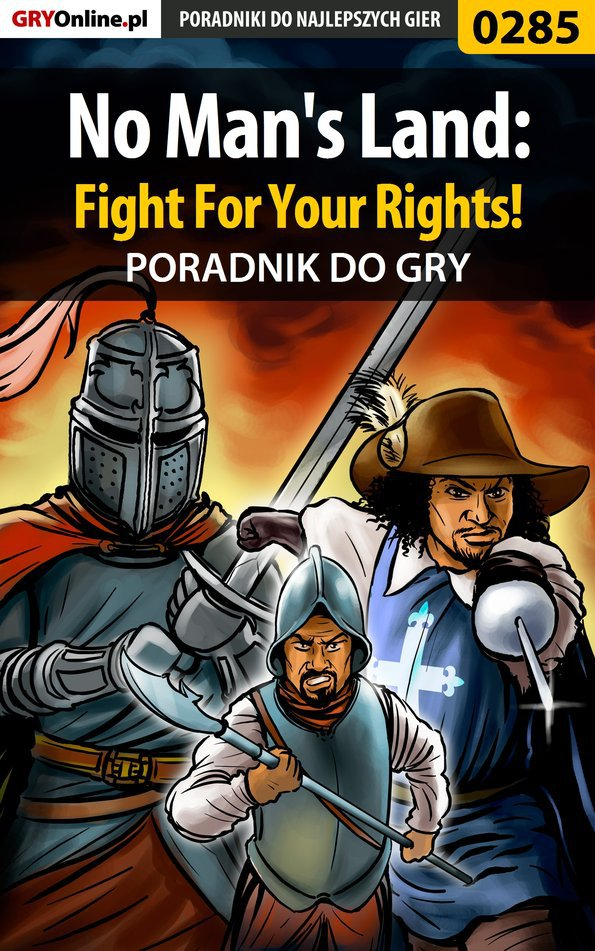 No Man's Land: Fight For Your Rights! - poradnik do gry - Ebook (Książka PDF) do pobrania w formacie PDF