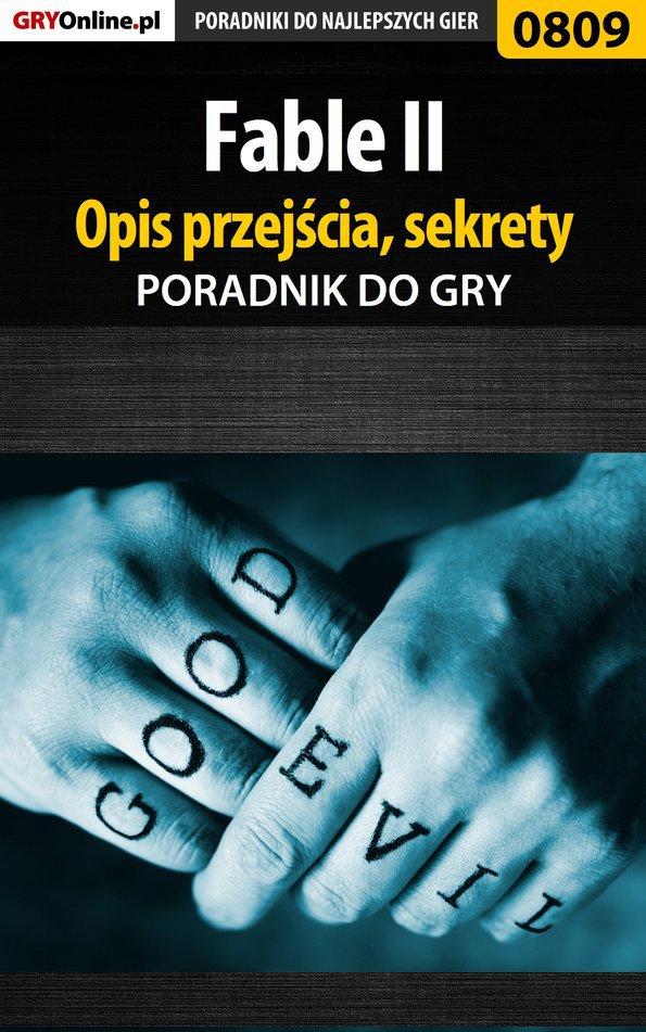 Fable II - poradnik, opis przejścia, sekrety - Ebook (Książka PDF) do pobrania w formacie PDF
