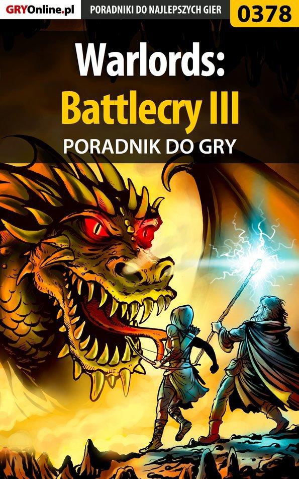 Warlords: Battlecry III - poradnik do gry - Ebook (Książka PDF) do pobrania w formacie PDF
