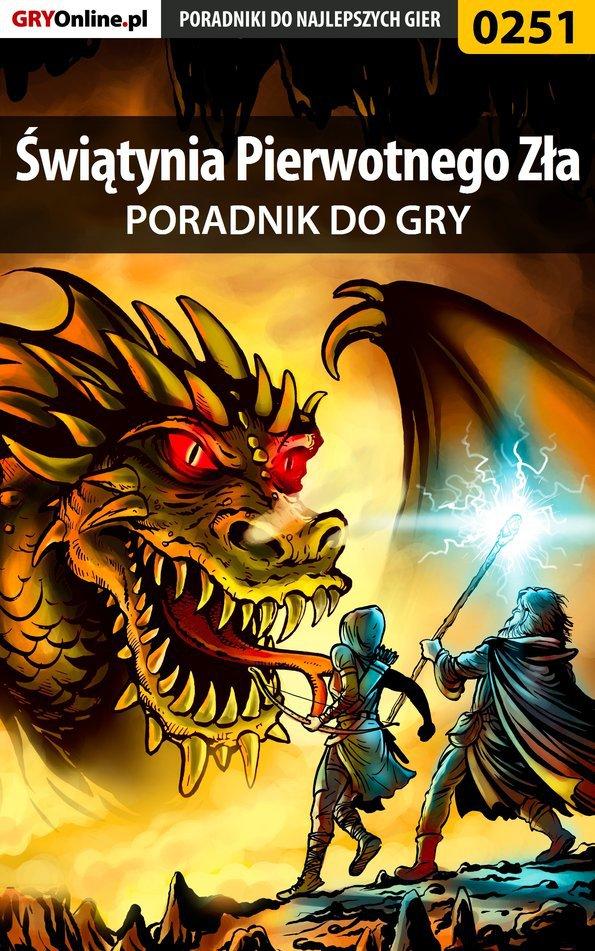 Świątynia Pierwotnego Zła - poradnik do gry - Ebook (Książka PDF) do pobrania w formacie PDF