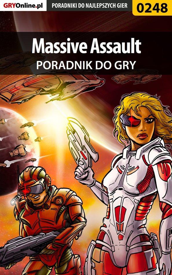 Massive Assault - poradnik do gry - Ebook (Książka PDF) do pobrania w formacie PDF