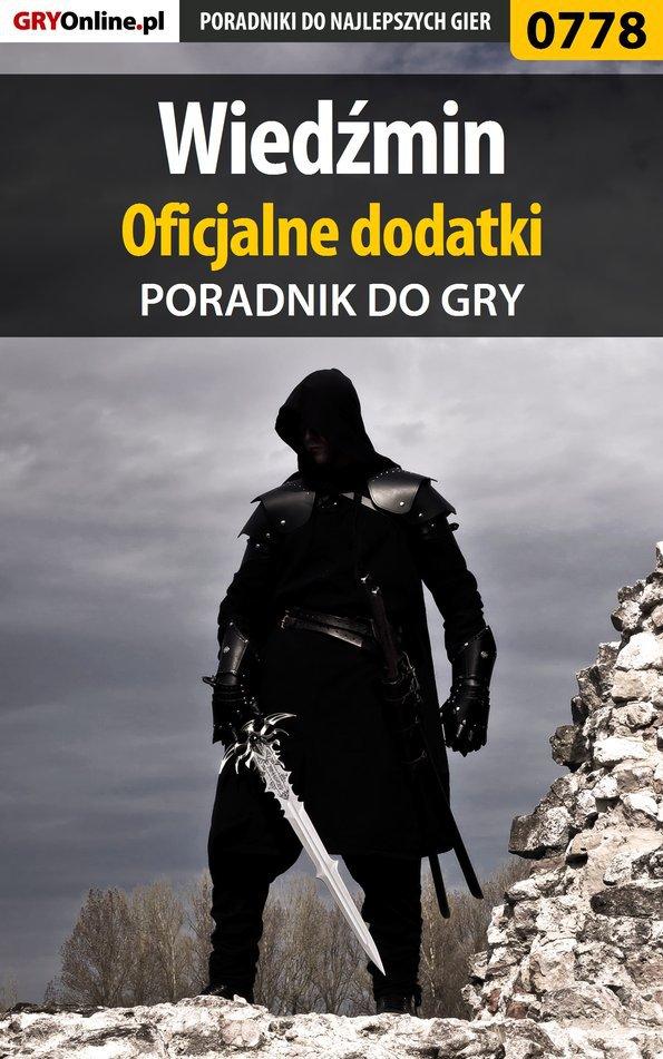 Wiedźmin - oficjalne dodatki - poradnik do gry - Ebook (Książka PDF) do pobrania w formacie PDF