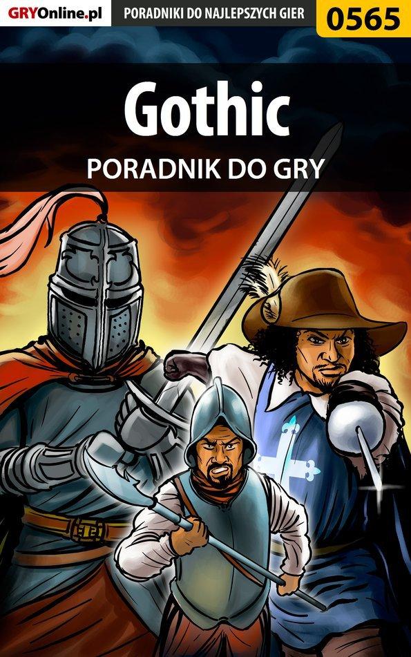 Gothic - poradnik do gry - Ebook (Książka PDF) do pobrania w formacie PDF