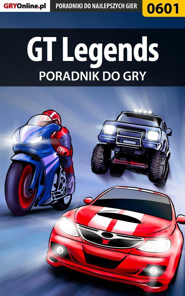 GT Legends - poradnik do gry - Ebook (Książka PDF) do pobrania w formacie PDF