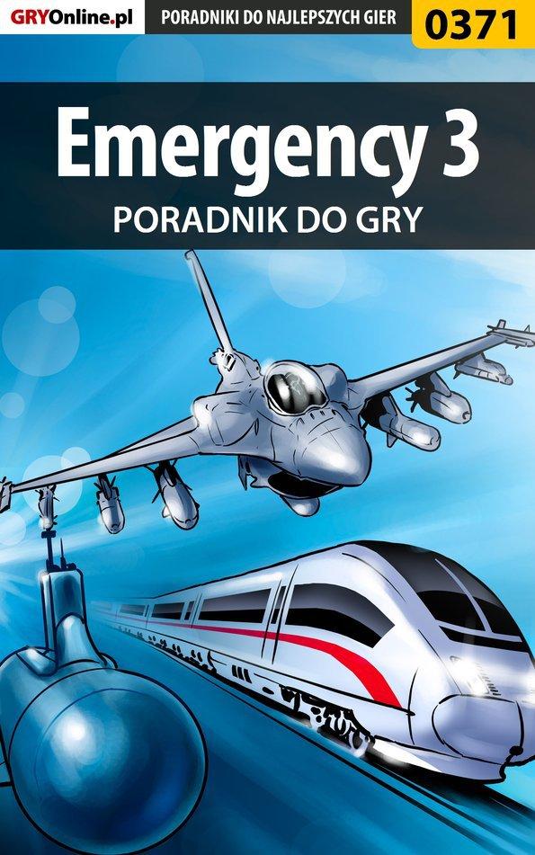 Emergency 3 - poradnik do gry - Ebook (Książka PDF) do pobrania w formacie PDF