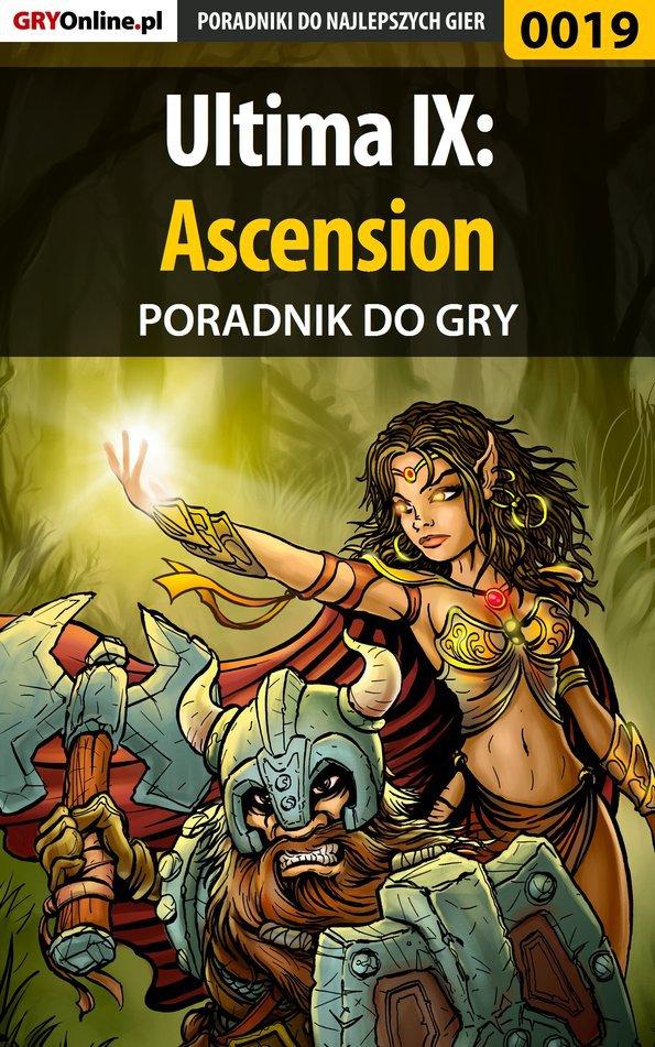 Ultima IX: Ascension - poradnik do gry - Ebook (Książka PDF) do pobrania w formacie PDF