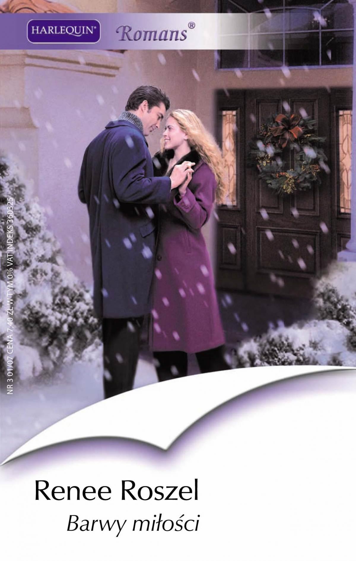 Barwy miłości - Ebook (Książka PDF) do pobrania w formacie PDF