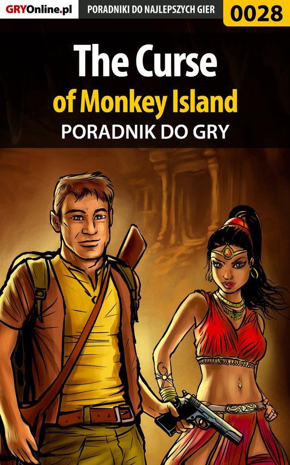The Curse of Monkey Island - poradnik do gry - Ebook (Książka PDF) do pobrania w formacie PDF