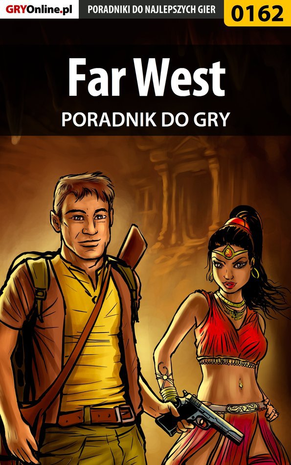 Far West - poradnik do gry - Ebook (Książka PDF) do pobrania w formacie PDF
