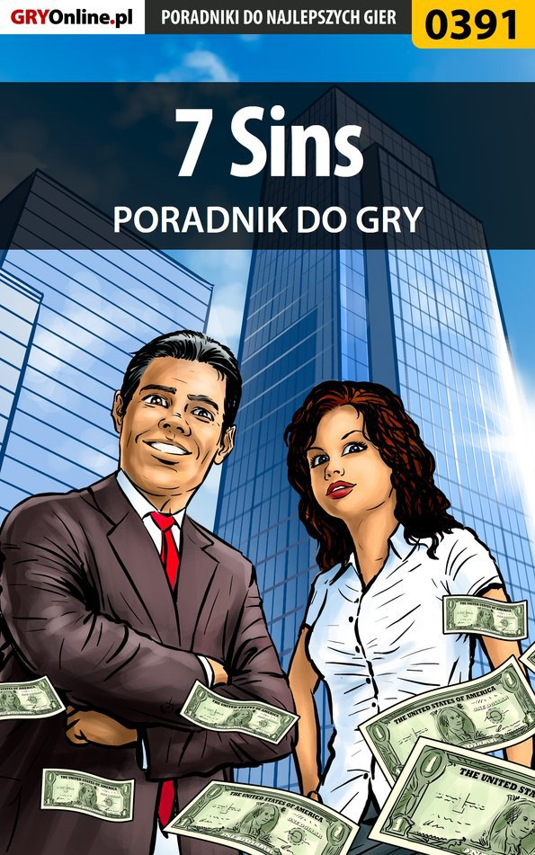 7 Sins - poradnik do gry - Ebook (Książka PDF) do pobrania w formacie PDF