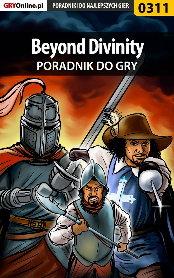 Beyond Divinity - poradnik do gry - Ebook (Książka PDF) do pobrania w formacie PDF