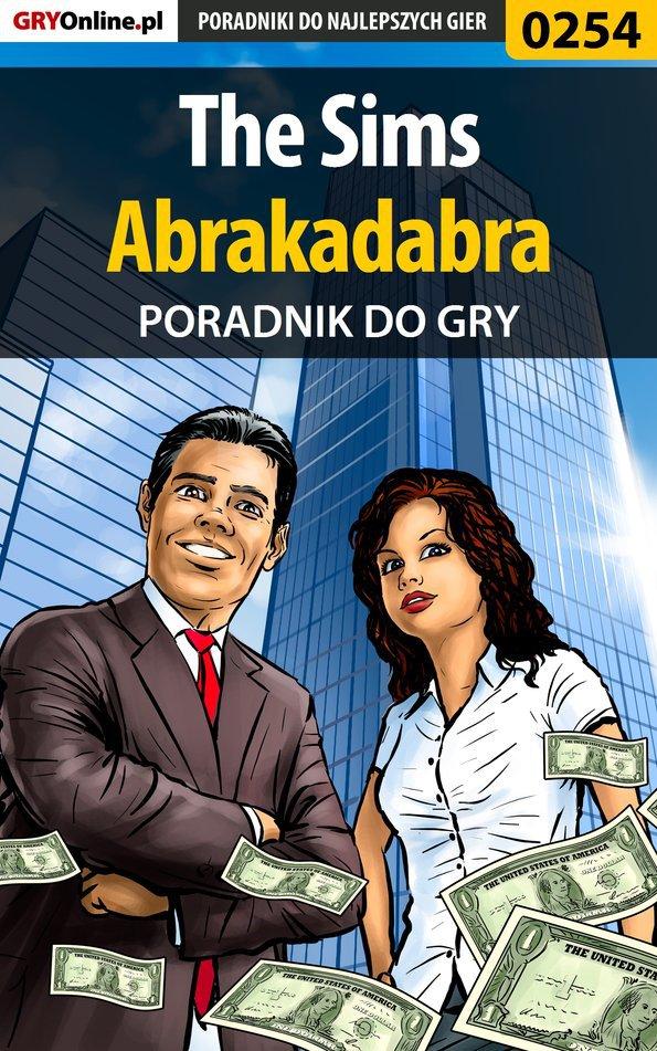 The Sims Abrakadabra - poradnik do gry - Ebook (Książka PDF) do pobrania w formacie PDF