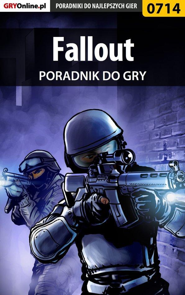 Fallout - poradnik do gry - Ebook (Książka PDF) do pobrania w formacie PDF