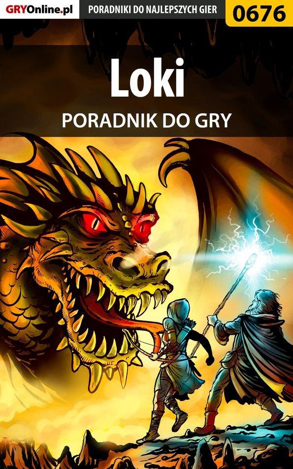 Loki - poradnik do gry - Ebook (Książka PDF) do pobrania w formacie PDF